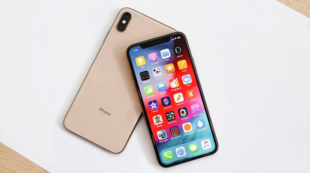 Review iPhone Xs Max 2