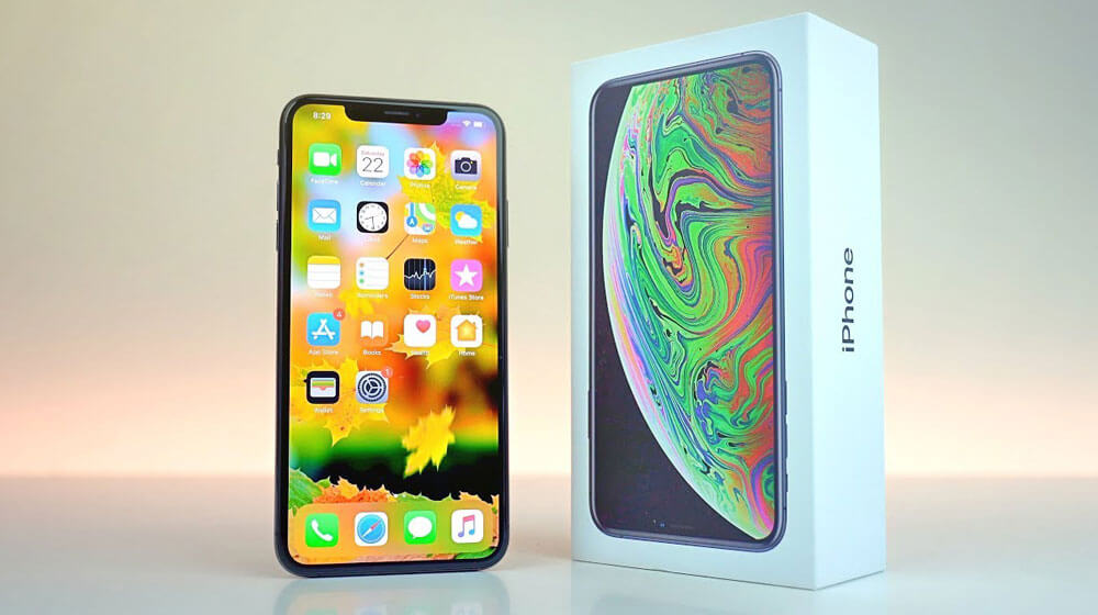 Review iPhone Xs Max 6