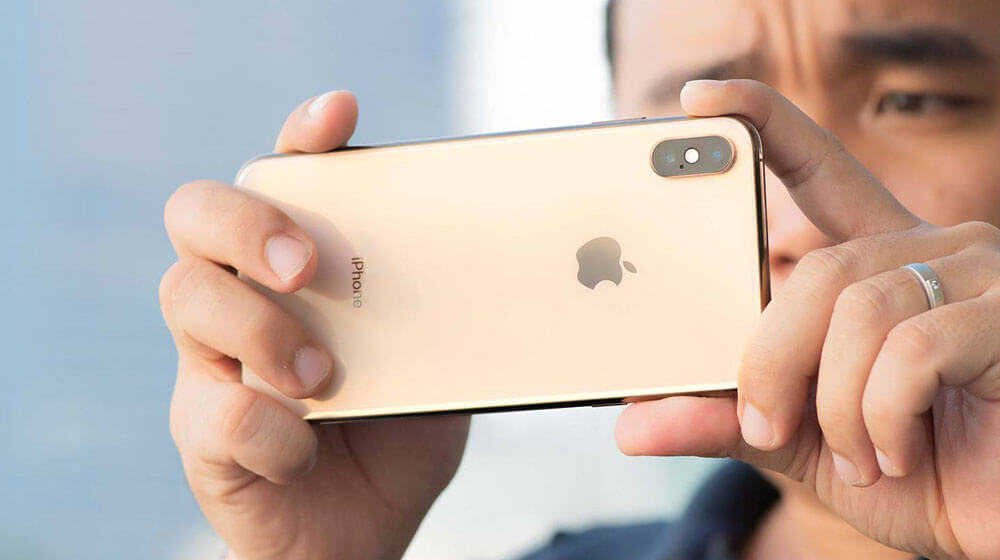Review iPhone Xs Max 8